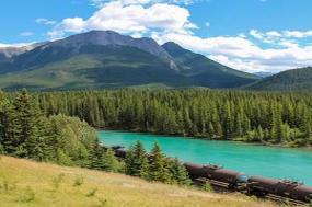 The Canadian Rockies with Alaska Cruise tour