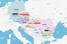 Portraits of Eastern Europe tour