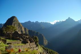 Family Peru tour