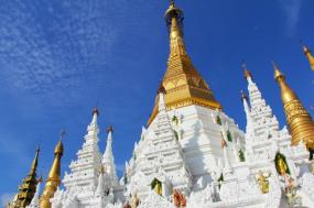 Burma: Land of Golden Temples & Floating Gardens tour