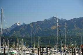Vancouver, Canada to Seward (Anchorage) tour