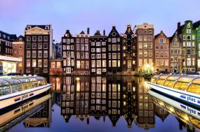 Paris, Brussels and Amsterdam Tour