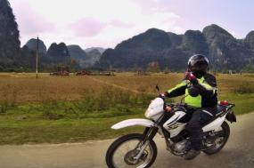 Vietnam: Motorcycling the Ho Chi Minh Trail tour