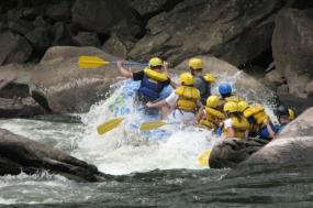 Southwest Alpine Backpacking, Canyoneering & Rafting tour