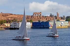 Adventure Cruising the Nile tour