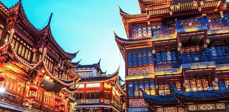 South China Getaway tour