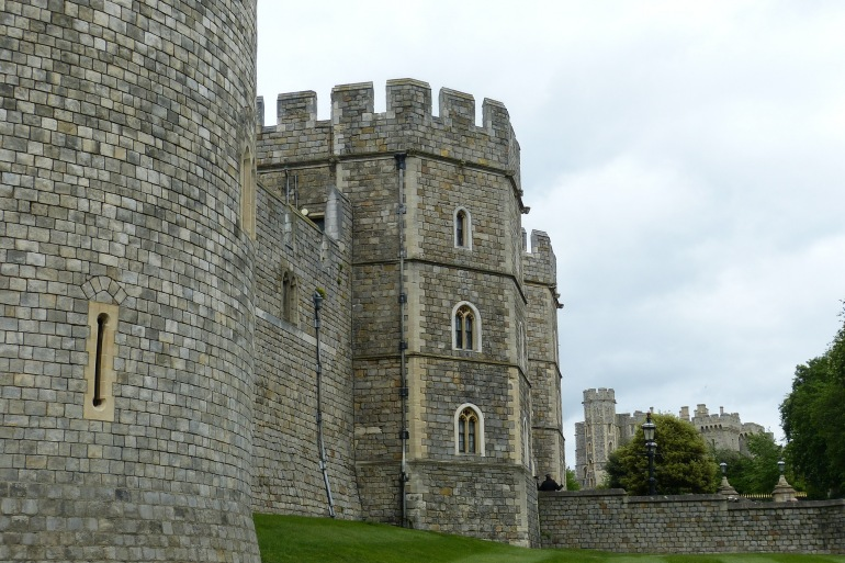 Royal residence in Windsor, England_P
