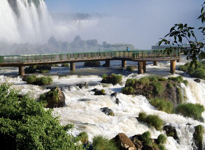 Cultural Relaxing Retreat Iguazu Falls package