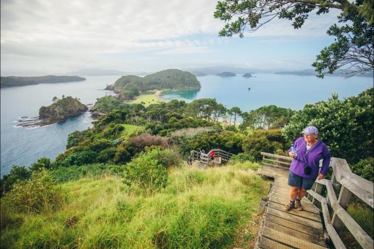 Abel Tasman National Park Auckland New Zealand North Island Explorer (ex Auckland) Trip