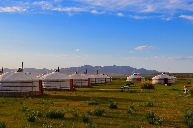 Gandan Monastery Ulaanbaatar Wild Mongolia Trip