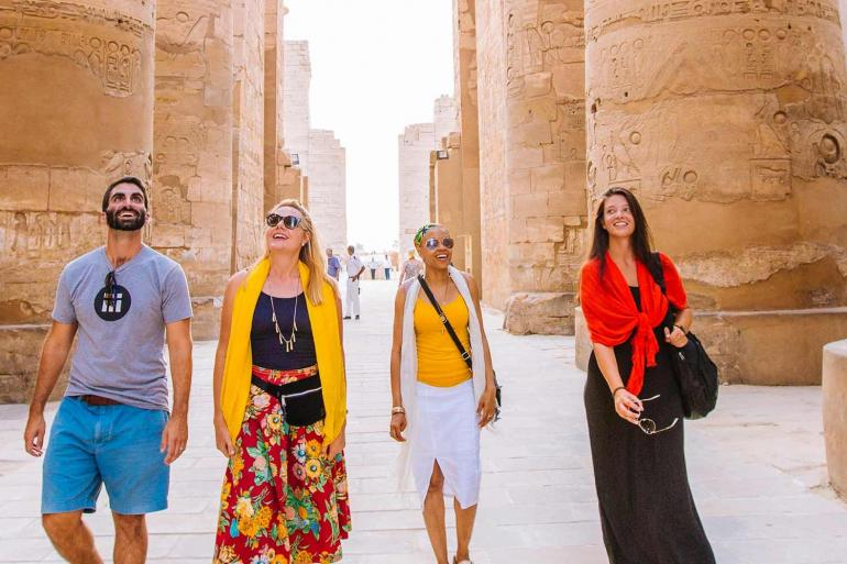 Jordan & Egypt Uncovered tour