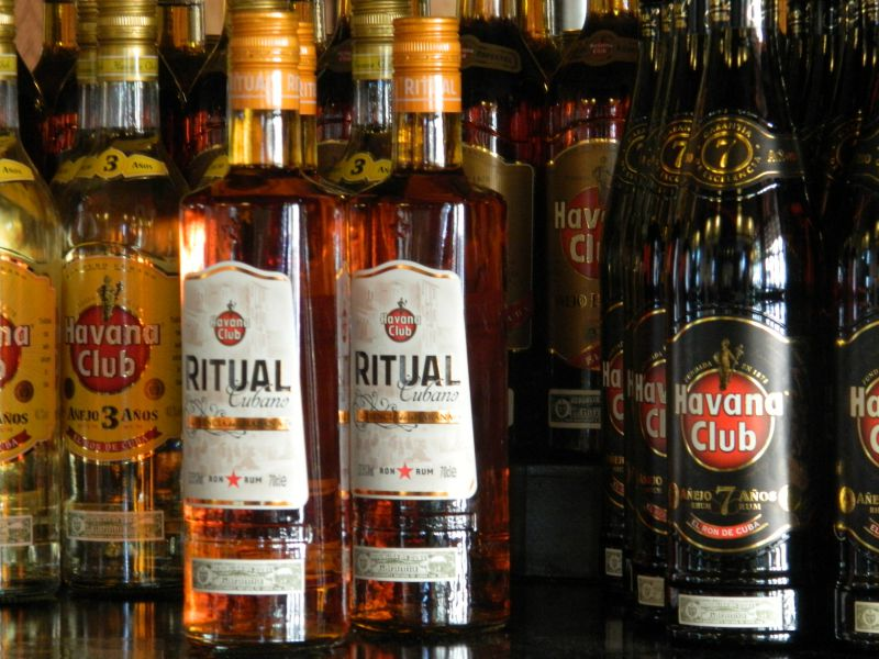 Cuban Rum