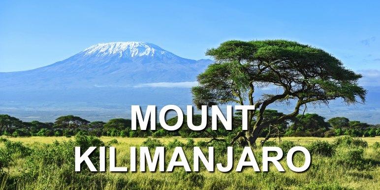 Mount Kilimanjaro Trek, Tanzania