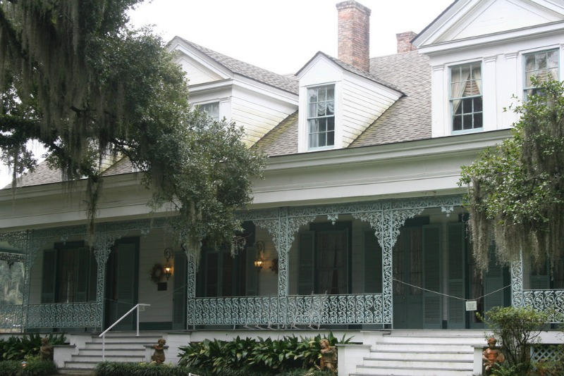 Myrtles Plantation, Louisiana