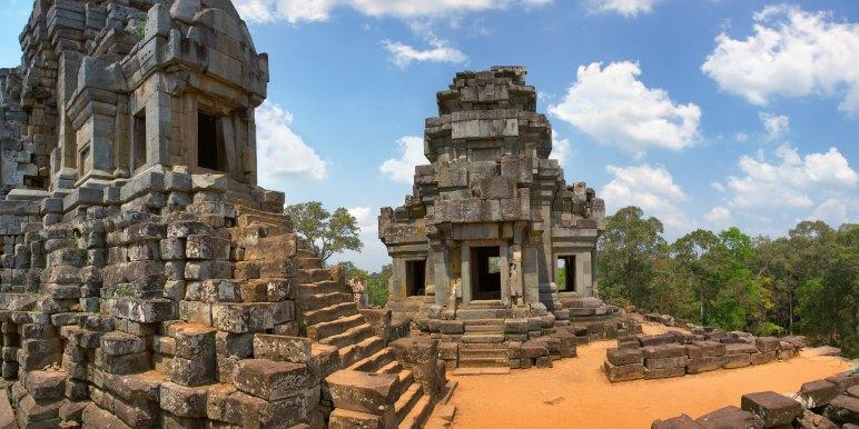 Ta Keo temple, Cambodia