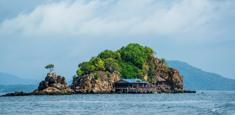 Koh Phi Beach, Thailand