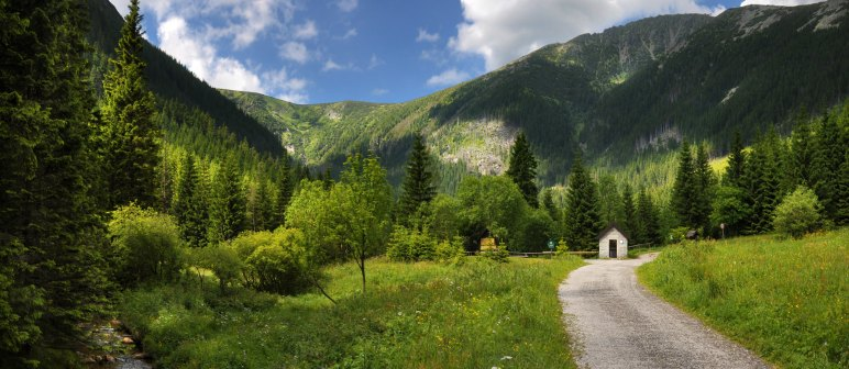 Krkonoše Mountains, Czech Republic