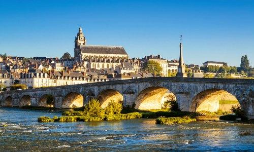Blois Castle in France