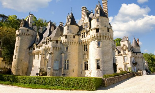 Castle Usse in France