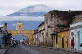 Colors of Guatemala tour