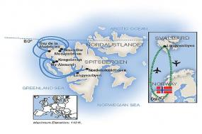 Arctic Allure: Spitsbergen and the Midnight Sun 2019 tour