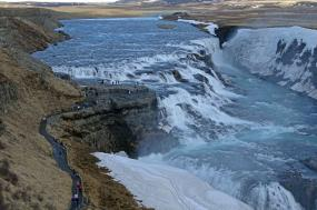 Volcanoes and Glaciers in Iceland tour