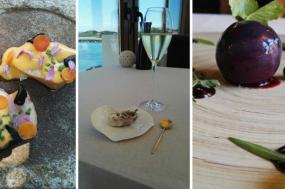 Savour three spectacular two-starred Michelin restaurants on the back roads of Northern Spain