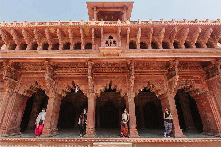 Agra Delhi India's Golden Triangle Trip