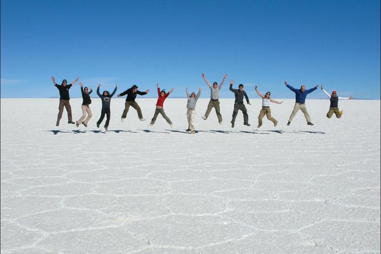 La Paz Sucre Bolivia Highlights Trip