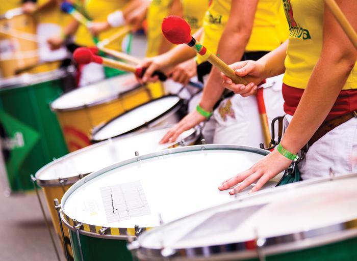 Copacabana Rio de Janeiro Rio Carnaval Package Basix Trip