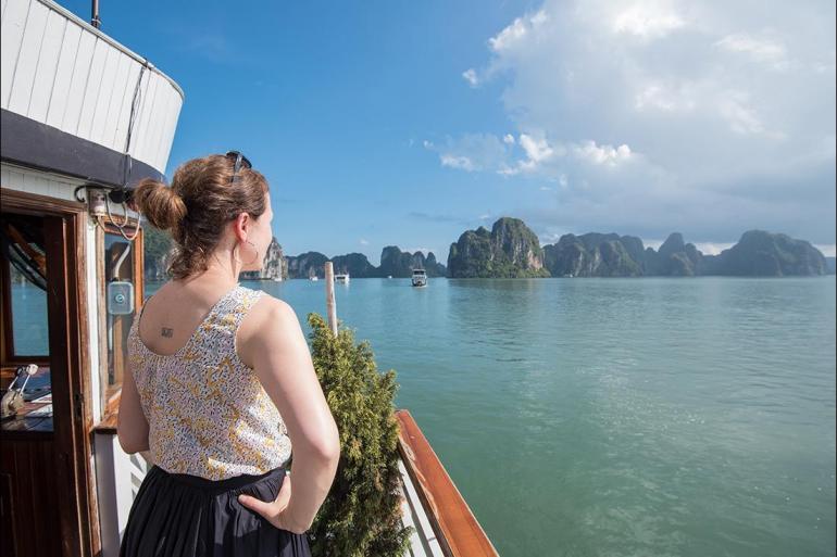 Hanoi Ho Chi Minh Scenic Vietnam Trip