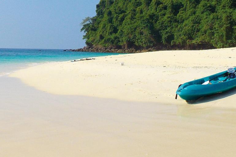 Mergui Archipelago Sailing Adventure - ex Phuket tour