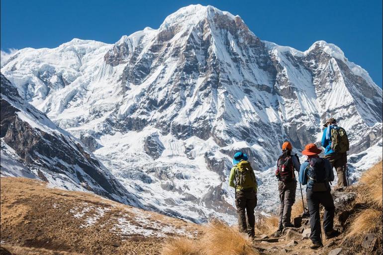 Himalayas Kathmandu Annapurna Sanctuary Trip