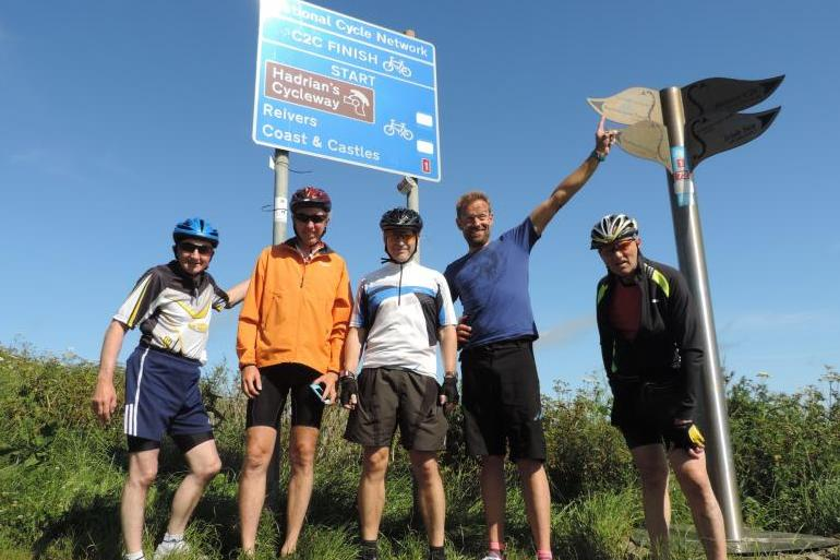 Cycling Cycling Cycling Coast To Coast package