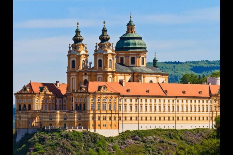 Education / Learning Cycling Along The Blue Danube package