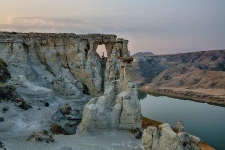 Missouri River Canoe Trip: A Lewis & Clark Expedition tour
