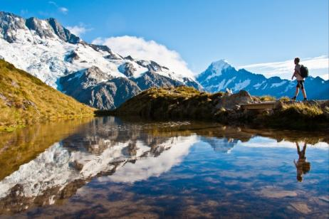 Trekking in New Zealand tour