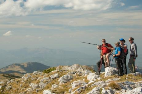 Peaks of the Balkans Hike tour
