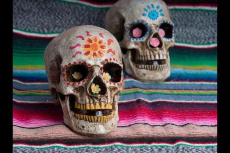 La Ruta Maya - Day of the Dead Festival Departure tour