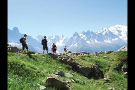 Highlights of Mont Blanc tour