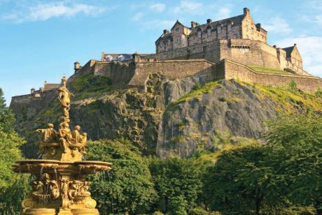 Country Roads of Scotland (Early Registration 2018*) tour