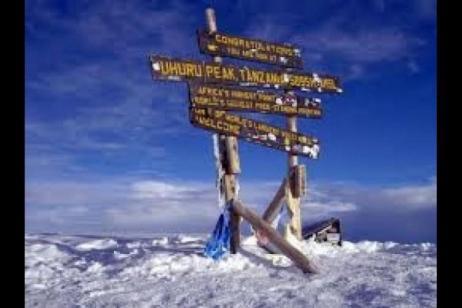 8 Days Mount Kilimanjaro trekking (Lemosho route) tour