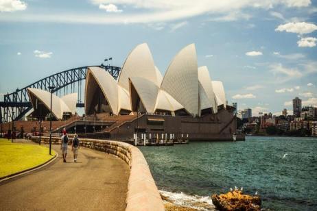 Australia & New Zealand Encompassed tour
