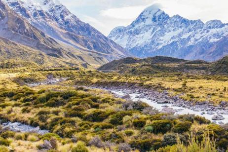 New Zealand Adventure Southbound tour