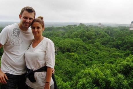 Mayan Honeymoon tour