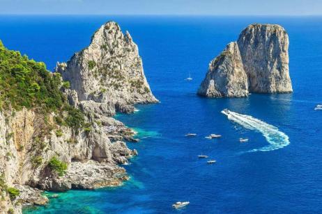 Amalfi Coast Sailing Adventure tour
