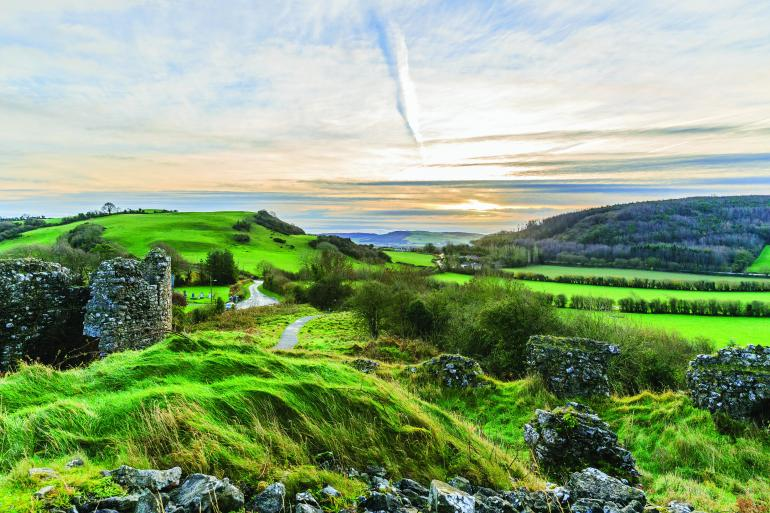 Shades of Ireland featuring Northern Ireland tour