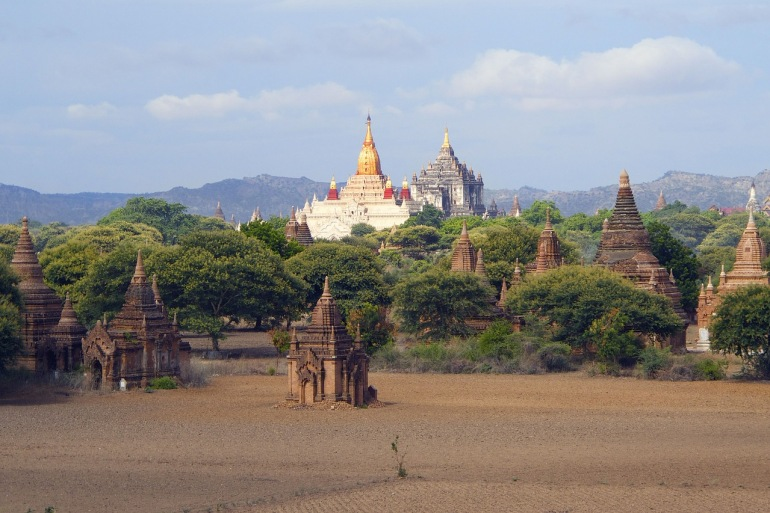 Highlights of Burma tour