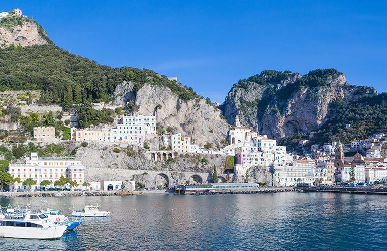 Sail Italy: Amalfi to Procida tour