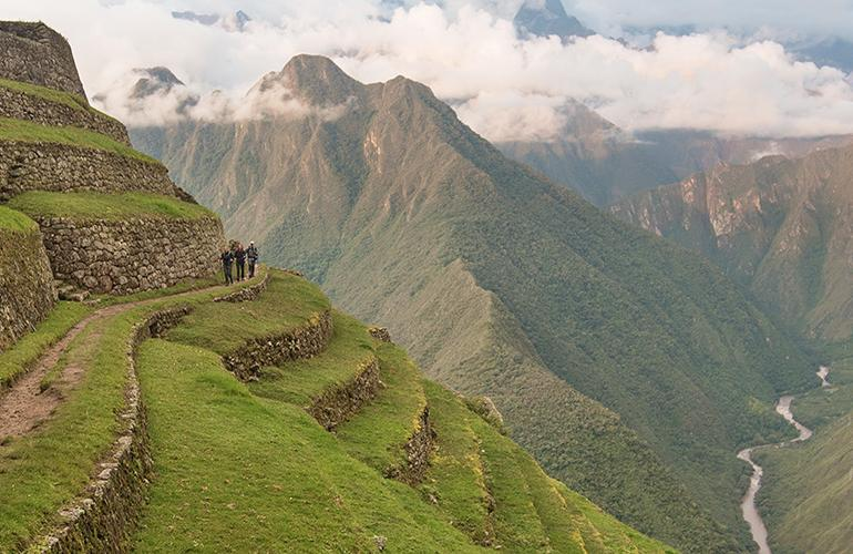 Inca Trail Express from Lima tour
